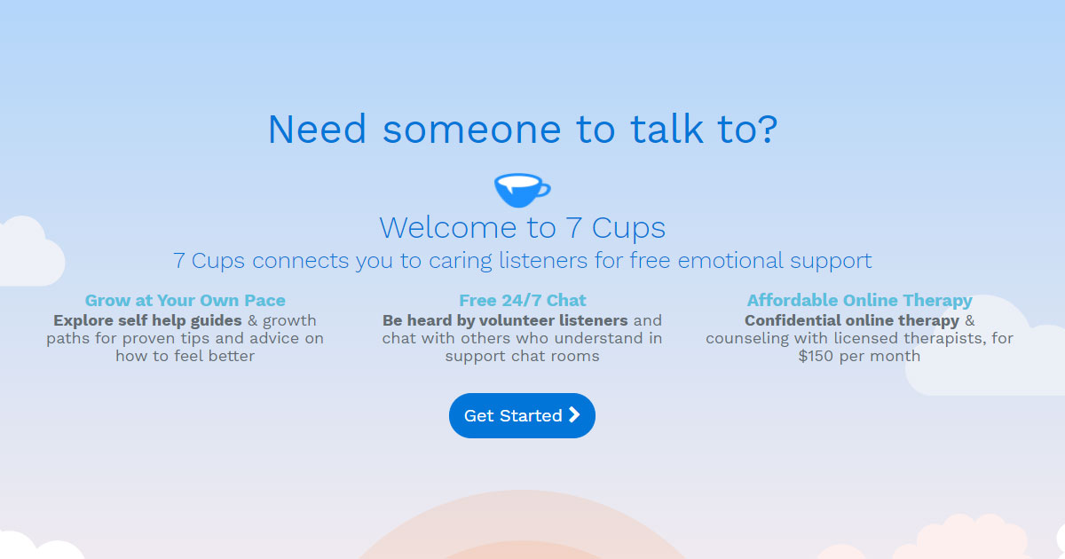 cups support talk