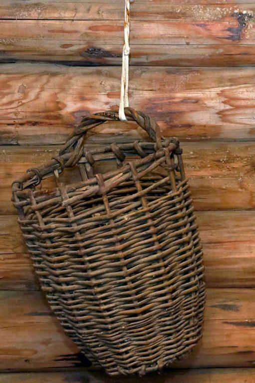 Burden Basket meaning