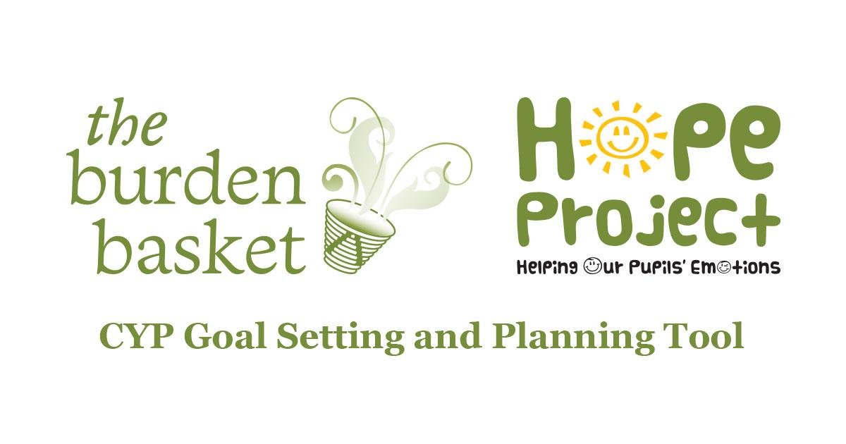 cyp goal setting planning tool