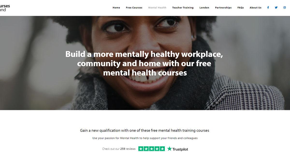 free training courses england