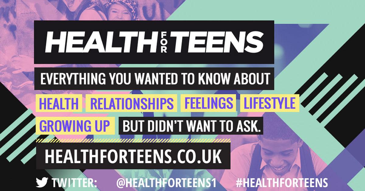 health teens nhs