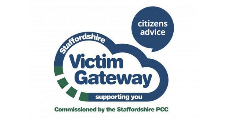 staffordshire victim gateway support